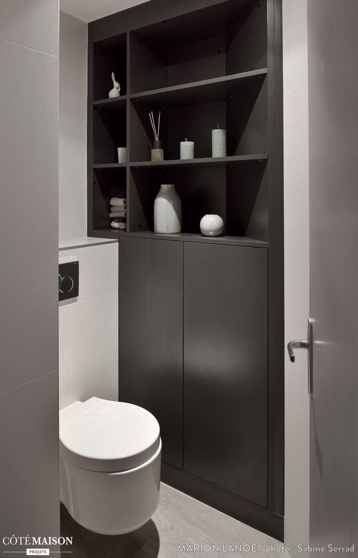Les 124 meilleures images propos de toilette wc styl s sur pinterest pi ces de monnaie - Deco wc design ...