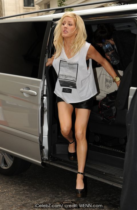 Ellie Goulding http://www.icelebz.com/events/ellie_goulding_is_pictured_arriving_at_bbc_radio_1/photo1.html