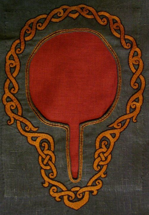 25+ Best Ideas About Viking Embroidery On Pinterest | Viking Art Embroidery Stitches And Viking ...