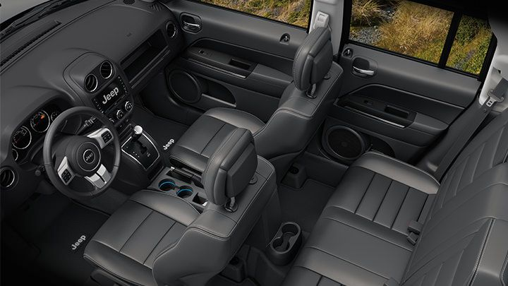 2014 Jeep Patriot Interior