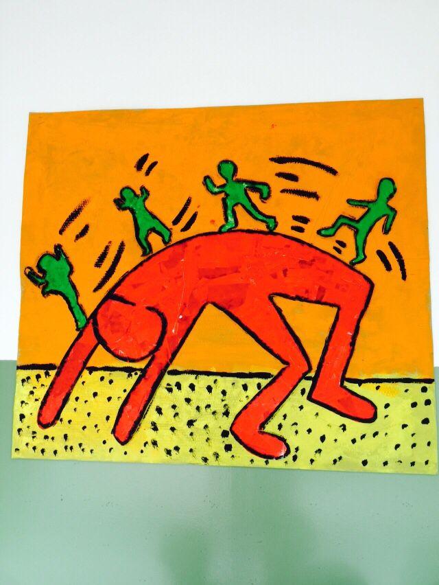 Proyecto Keith Haring