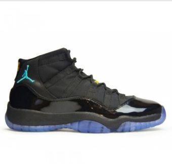 Order Air Jordan 11 Retro 378037-006 Black/Gamma Blue-Black-Varsity
