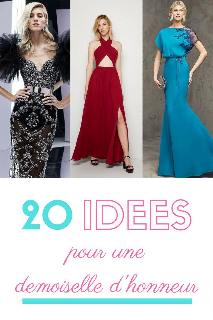 Mariage : 20 idées de robes pour les demoiselles d'honneur