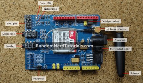 40 best gps images on pinterest arduino projects electronics this post is a complete guide to the sim900 gsm gprs shield with the arduino fandeluxe Images