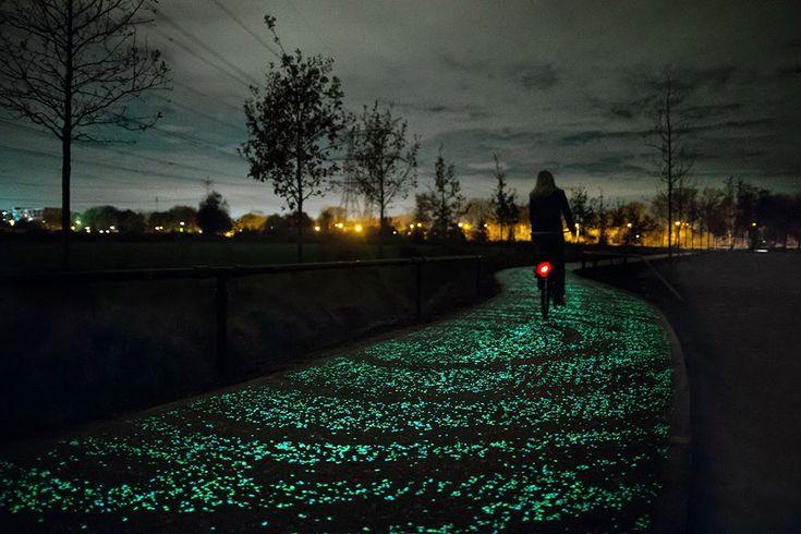 design-dautore.com: La pista stellata di Vincent Van Gogh