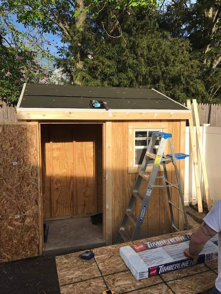 How to build a shed from scratch Building Sheds For Yourself