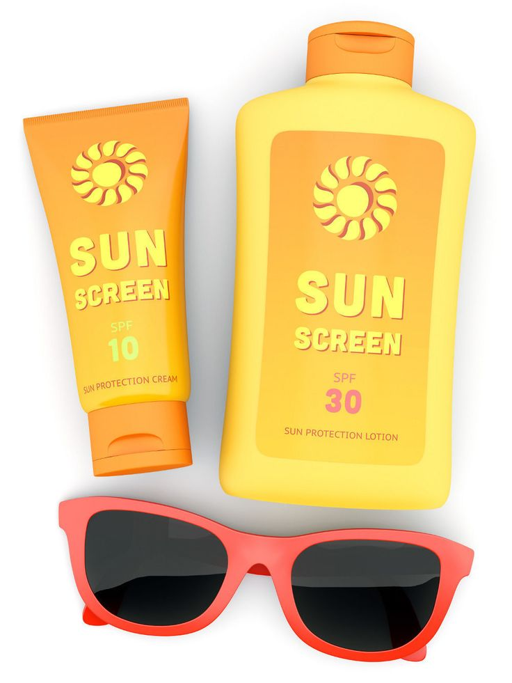 Facts about the impact of sunscreens and acne