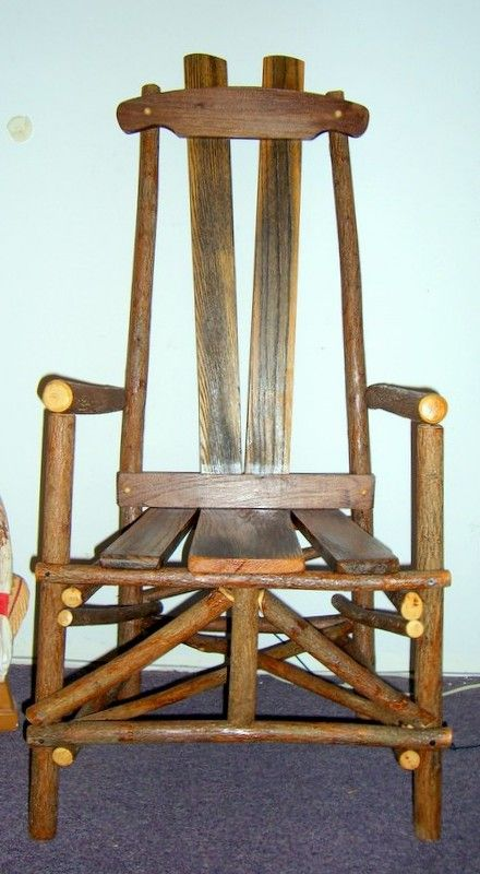 51 best rustic stick and twig furniture images on for Stick furniture plans
