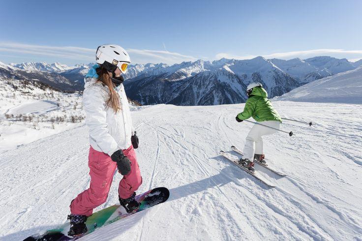 Sci&Snowboard Val di Pejo www.visitvaldipejo.it