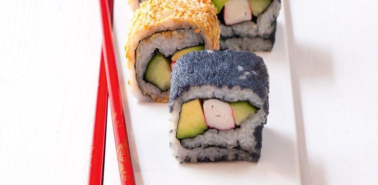 Kalifornské sushi
