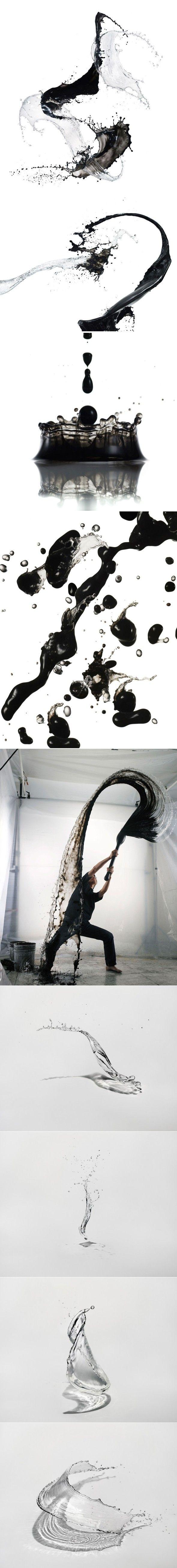 Shinichi Maruyama présente Water Sculptures et Kusho - Journal du Design