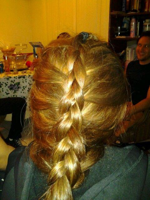 Dutch braid