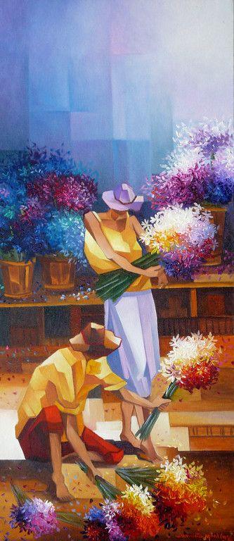 Floristas - Damião Martins