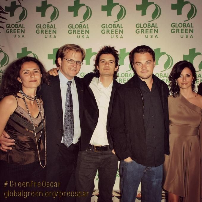 #tbt a little eye-candy: Leila Conners, Orlando Bloom, Leonardo DiCaprio and Penélope Cruz. The Oscars are upon us! Nominees have been announced, parties are being planned - and you're invited!