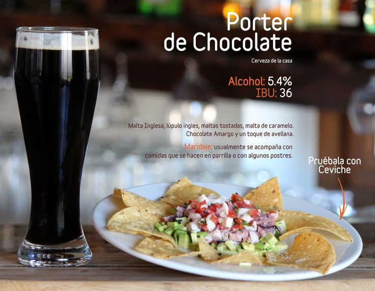 #beer #pairing #ceviche