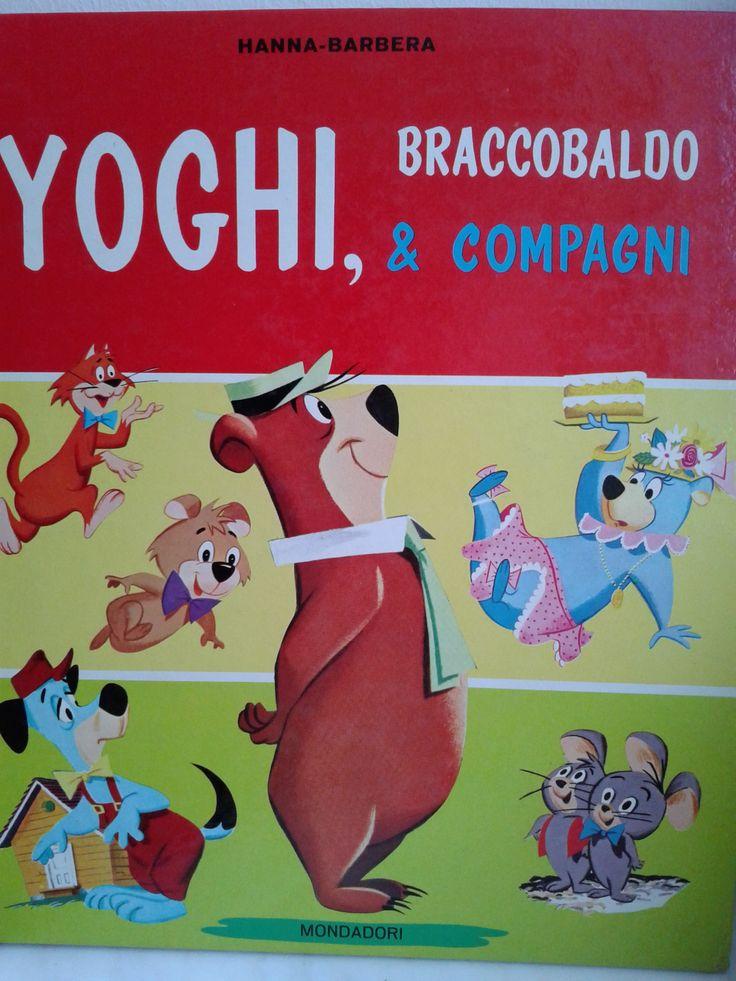 Yoghi Braccobaldo e compagni Hanna Barbera