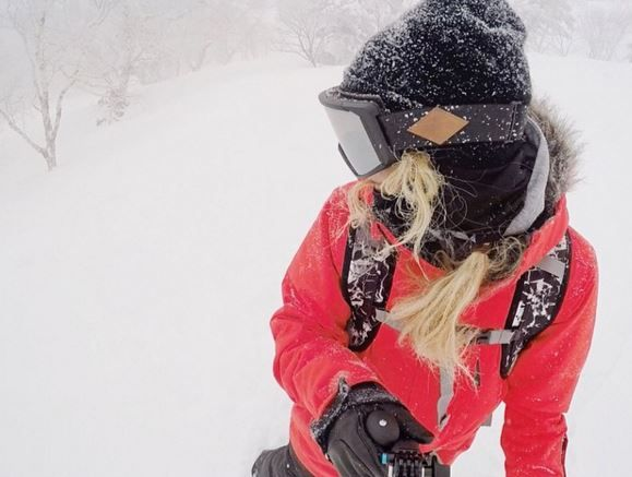 Snow style goals. SPY optic women's snow goggles.