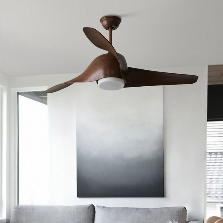 Vintage Ceiling Fan With Remote Control 3