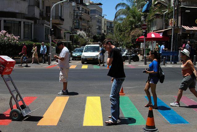 Tel Aviv Pride by IgorZed, via Flickr