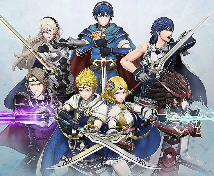 Check out 12 minutes of Fire Emblem Warriors gameplay footage and a new trailer #VideoGames #check #emblem #footage #gameplay