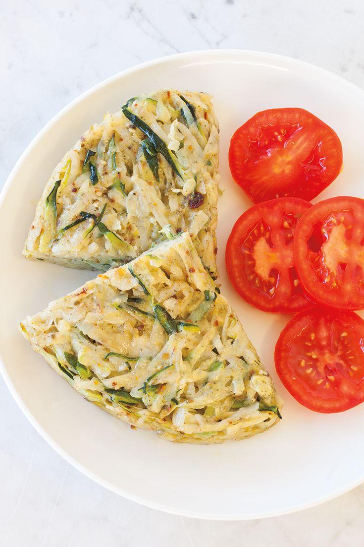 Veggie Hash in a Flash #goodfoodrealfast