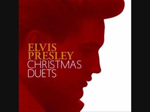 I'll be Home for Christmas - Carrie Underwood and Elvis Presley...