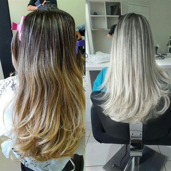 78 best ideas about sombre hair on pinterest blonde for Salon sombre