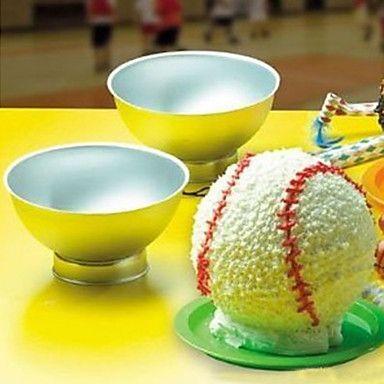 En forme de boule Moule à gâteau gâteau de fondant Mold Decorating - EUR € 10.72
