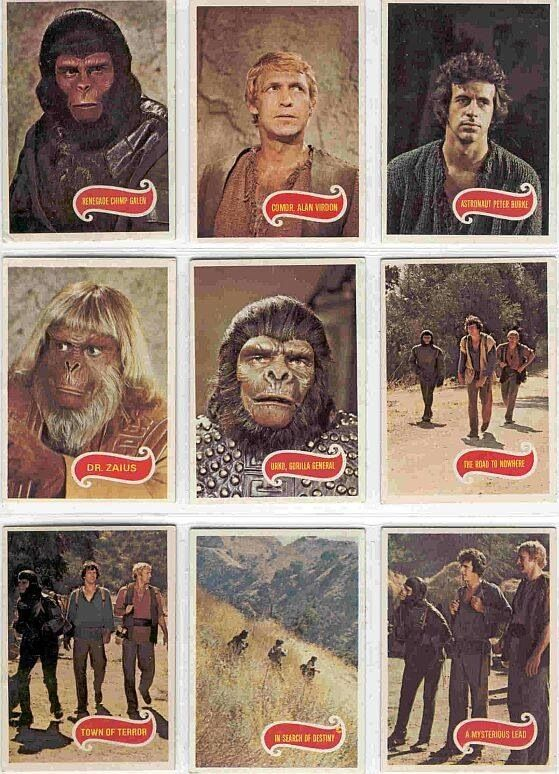 Plant of the Apes: The TV Series