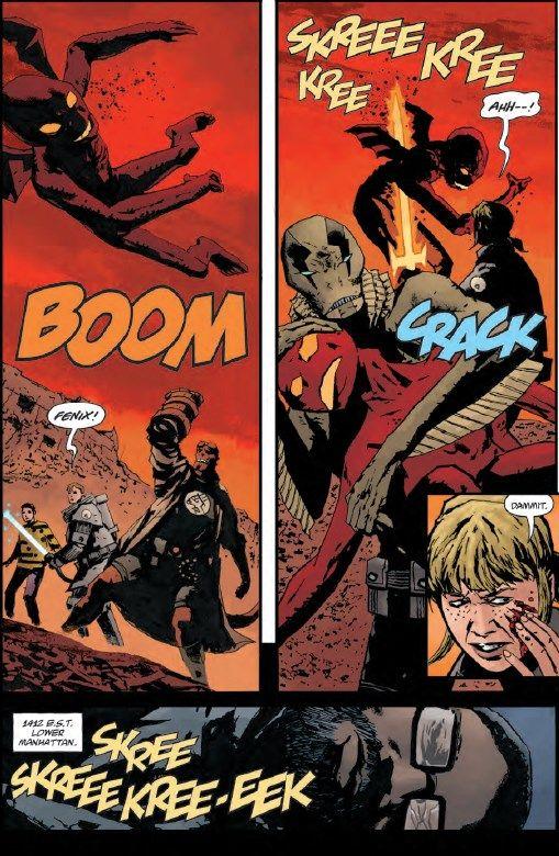 5041b3df61015 B.P.R.D. The Devil You Know #10 Comic Review - Impulse Gamer #bprd ...