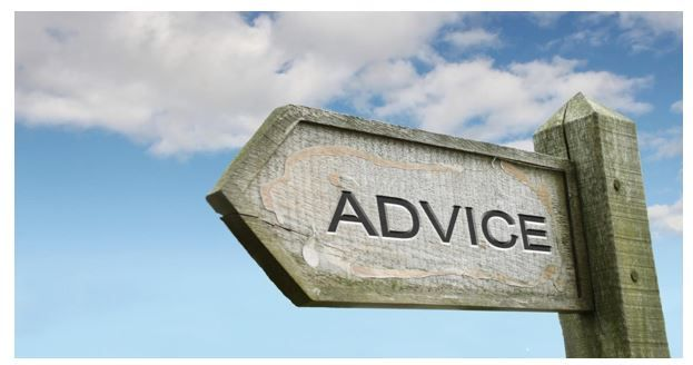 What constitutes as bad advice?