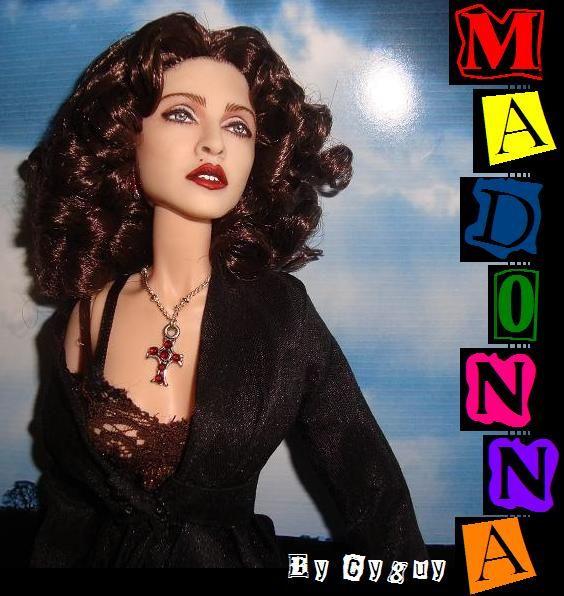Madonna on location doll by Cyguy | 8644314158_fc567089b7_z.jpg