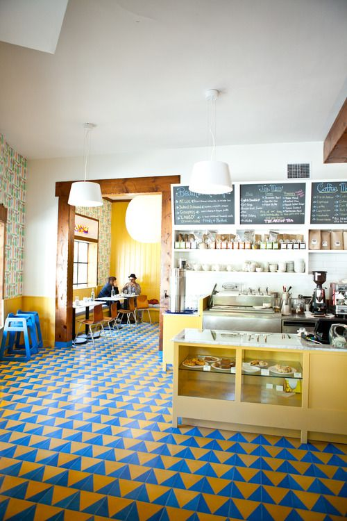 Dine at the Beachwood café, which was recently renovated by superstar architect Barbara Bestor.