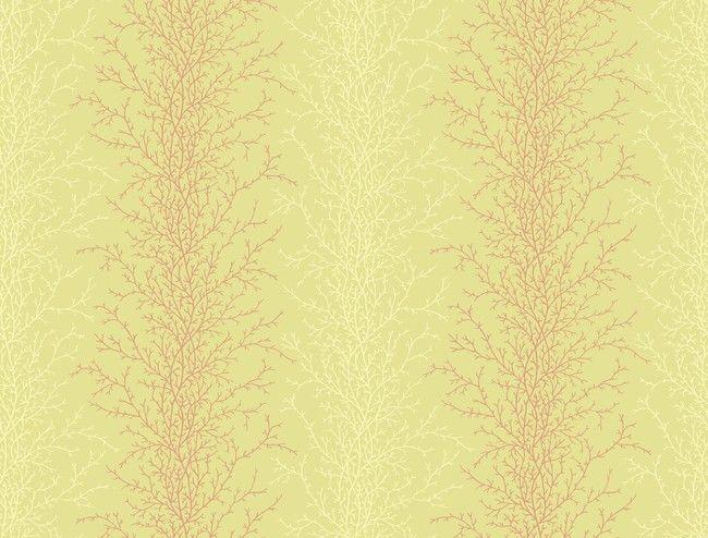 Ashford house pattern yv8987 coral stripe page 22 16 for Cheap wallpaper border