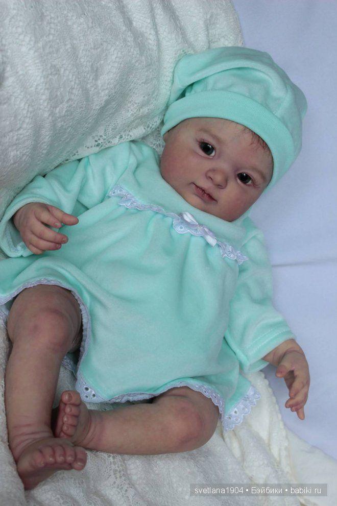 Добрый день, девочки! Сегодня я хочу показать Вам малышку реборн, которая «родилась» у меня между работы)) Я назвала её Дунечкой.