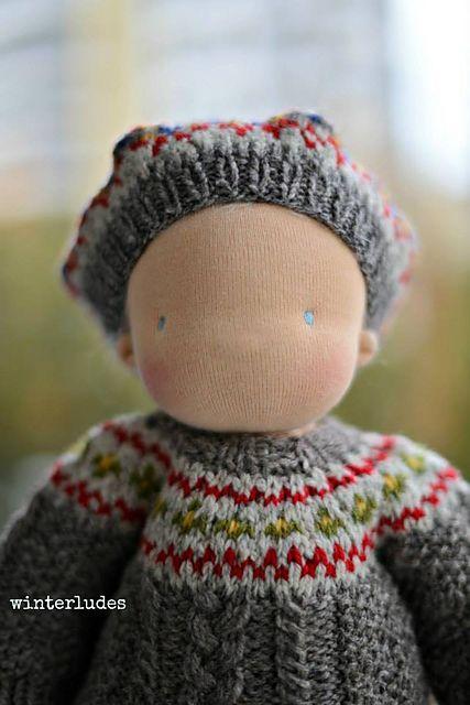 Ravelry: tell me momma pattern by winterludes dolls