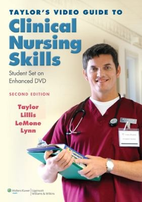 17 best nursing materials at epl images on pinterest being a nurse taylors video guide to clinical nursing skills from reinforcing fundamental nursing skills to troubleshooting clinical fandeluxe Images
