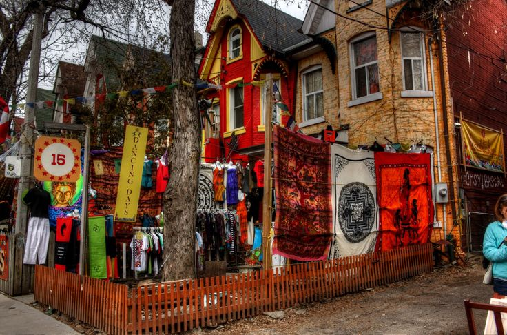 Kensington Market, Toronto. Josh and I spent hours wandering these ...