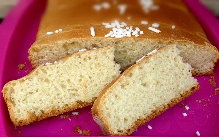 Pan brioche: la ricetta vegan con pasta madre ***