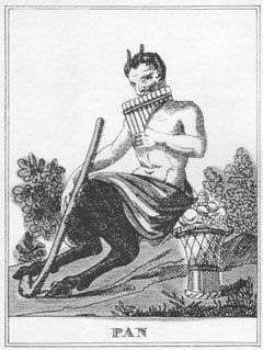 PAN-Pan the Greek God