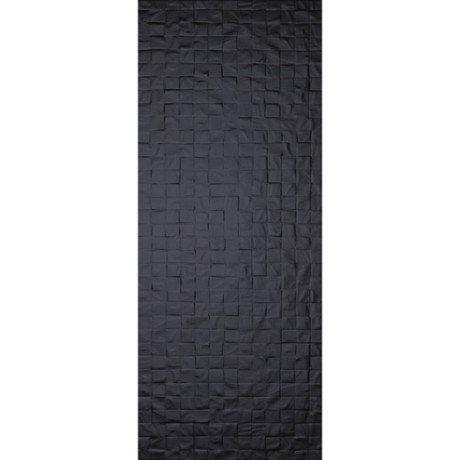 Fa ence mur noir noir n 0 d cor loft cubi x for Faience mur