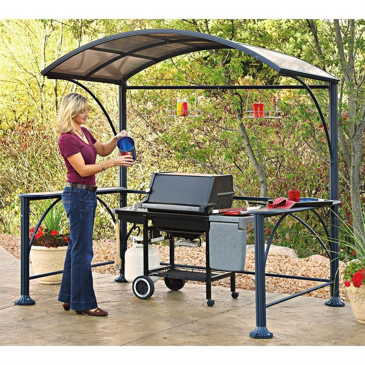 Best 25+ Grill gazebo ideas on Pinterest | Outdoor cooking ...