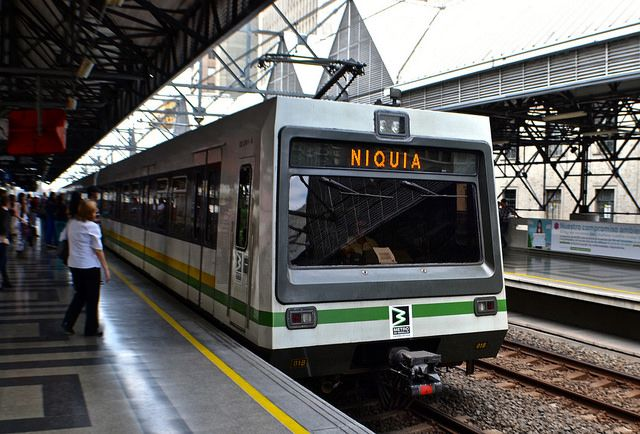 Metro Medellin – The System That Changed the Face of The City Part 1 http://travelexperta.com/2014/11/metro-medellin.html #colombia #medellin