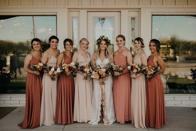 39++ Terracotta bridesmaid dress information