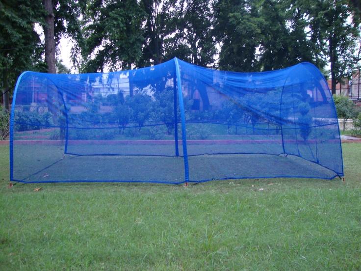 Cricket Practice Tunnel Net Portable Light Weight Training Net Assembles In Seconds No Tools Required Fibergl Best Football Skills Exterior Patio Umbrella