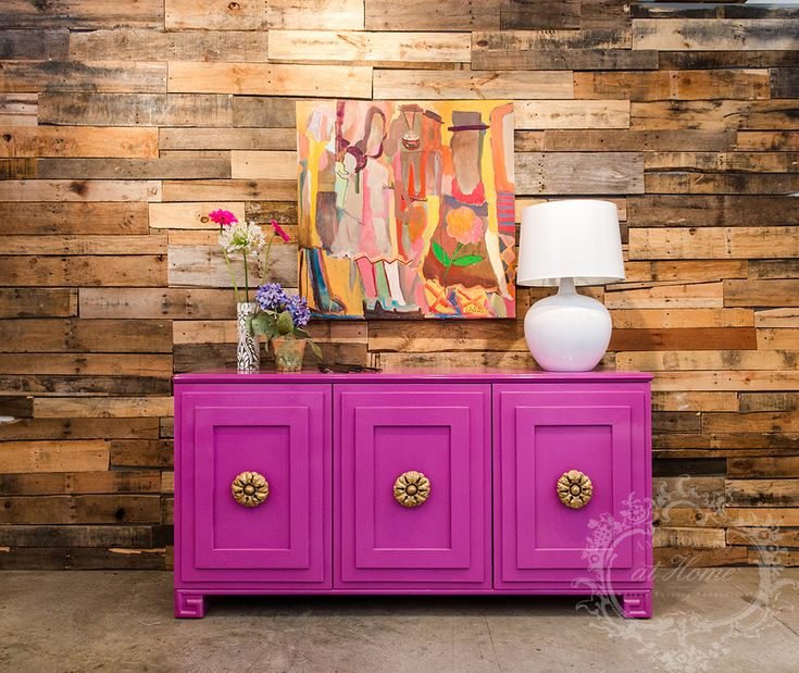 Amy Howard at Home lacquer transformed this piece of furniture and lamp!