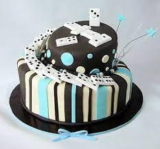 torta decorada para hombre 80 años - Buscar con Google