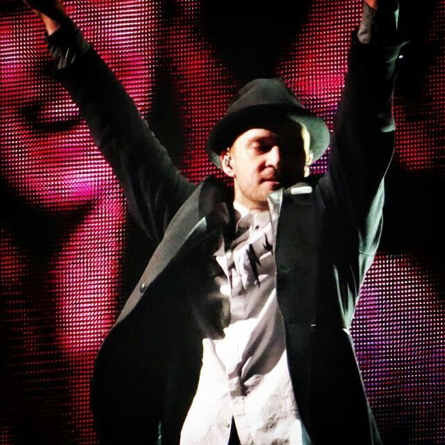 Justin Timberlake in Poland