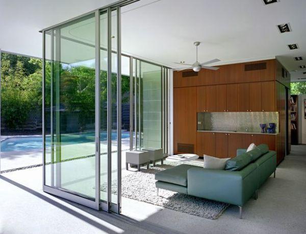 40 Stunning Sliding Glass Door Designs For The Dynamic Modern Home & 18 best Exterior images on Pinterest | Bay windows Glazed doors and ...