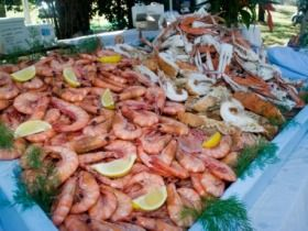 The Hervey Bay Seafood Festival #seafood #fresh